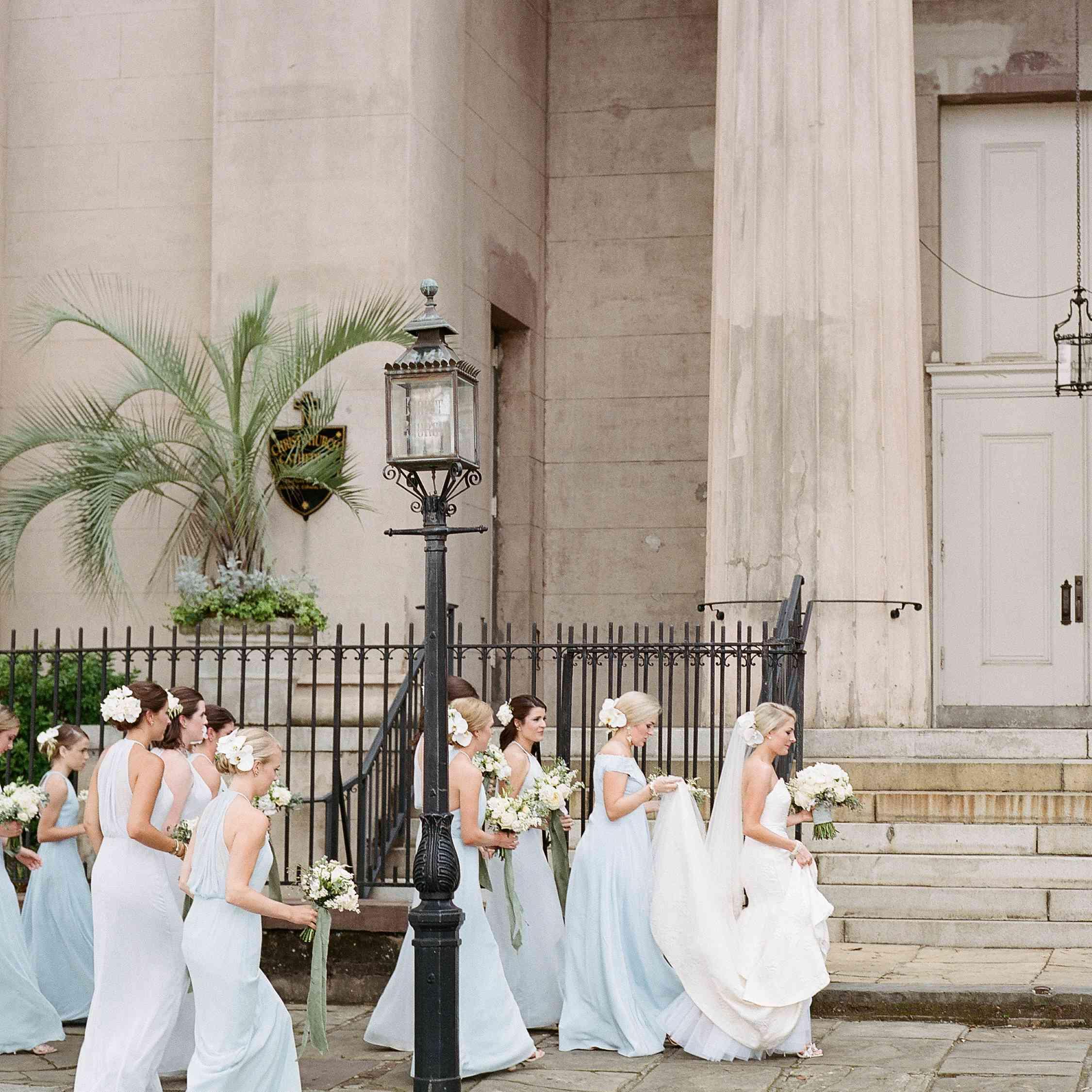 bridesmaids in Alabama