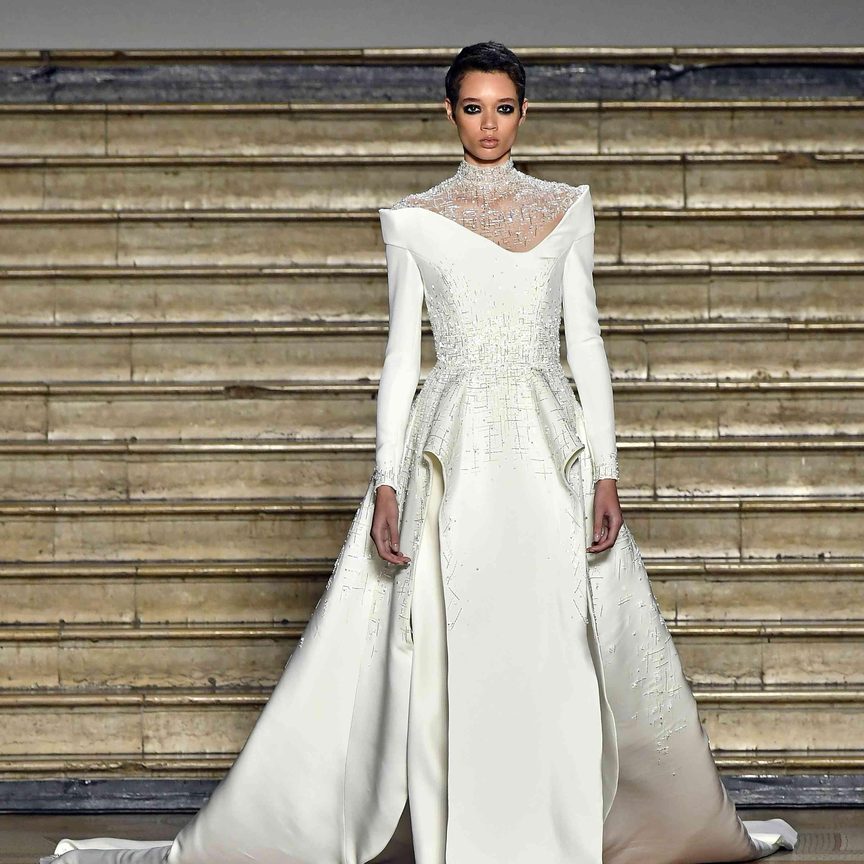 Antonion Grimaldi couture spring summer 2020