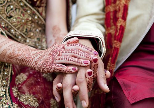 <p>Traditional Indian Wedding</p>
