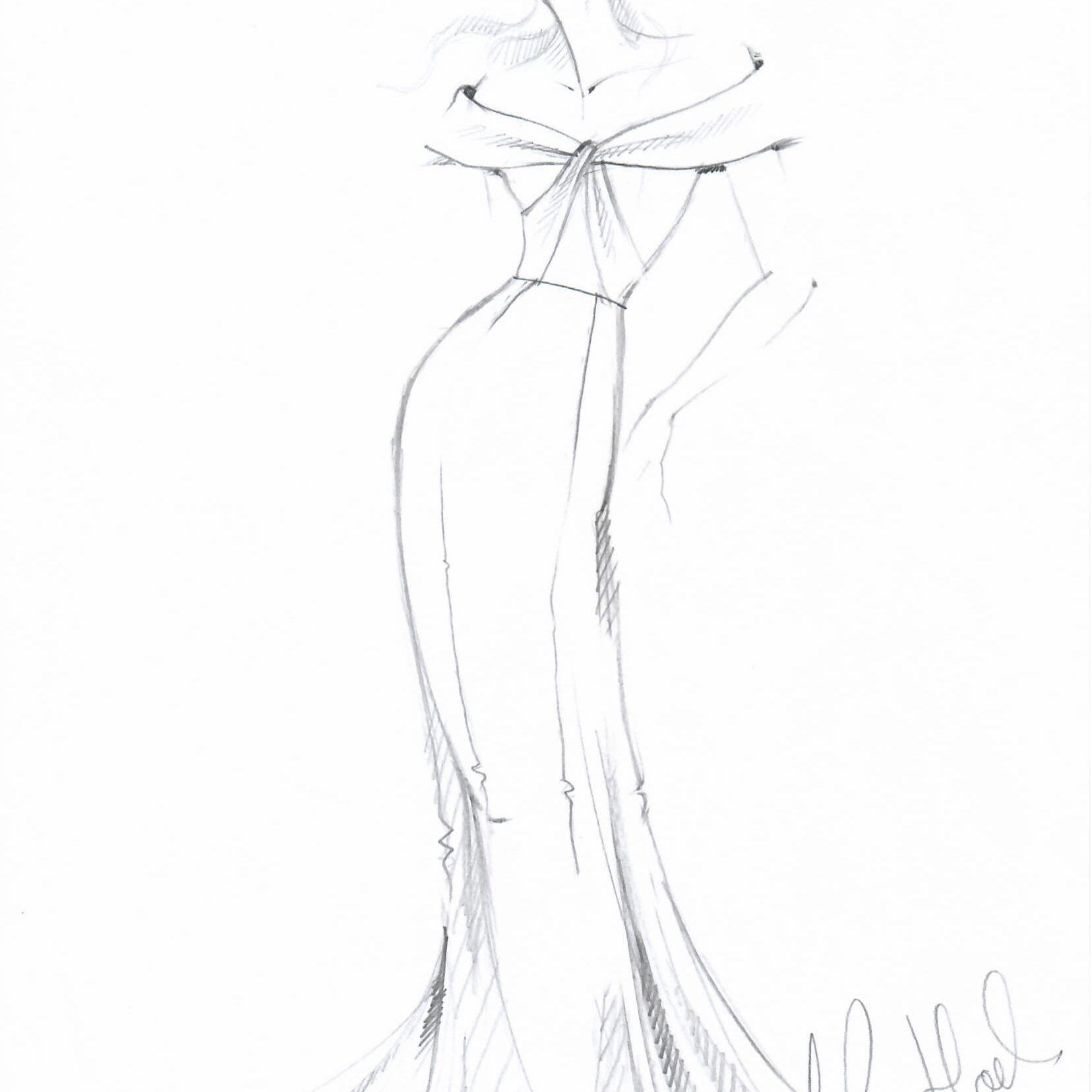 Lihi Hod sketches