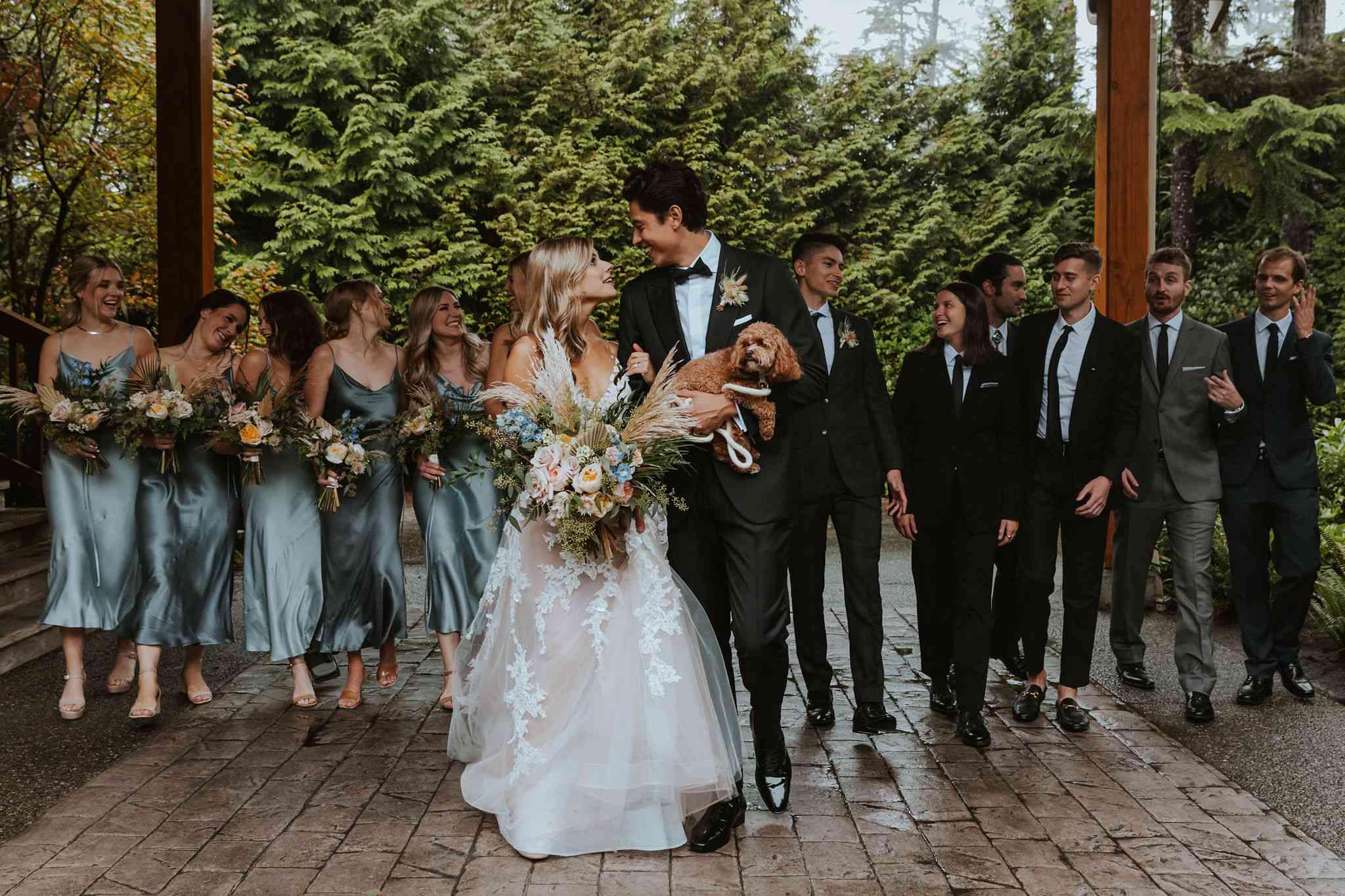 wedding paty