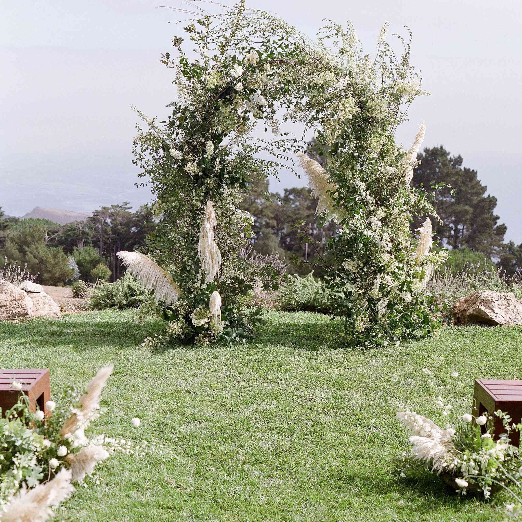 <p>ceremony structure</p><br><br>