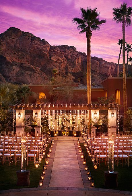 50 Romantic Wedding Venues In The U S