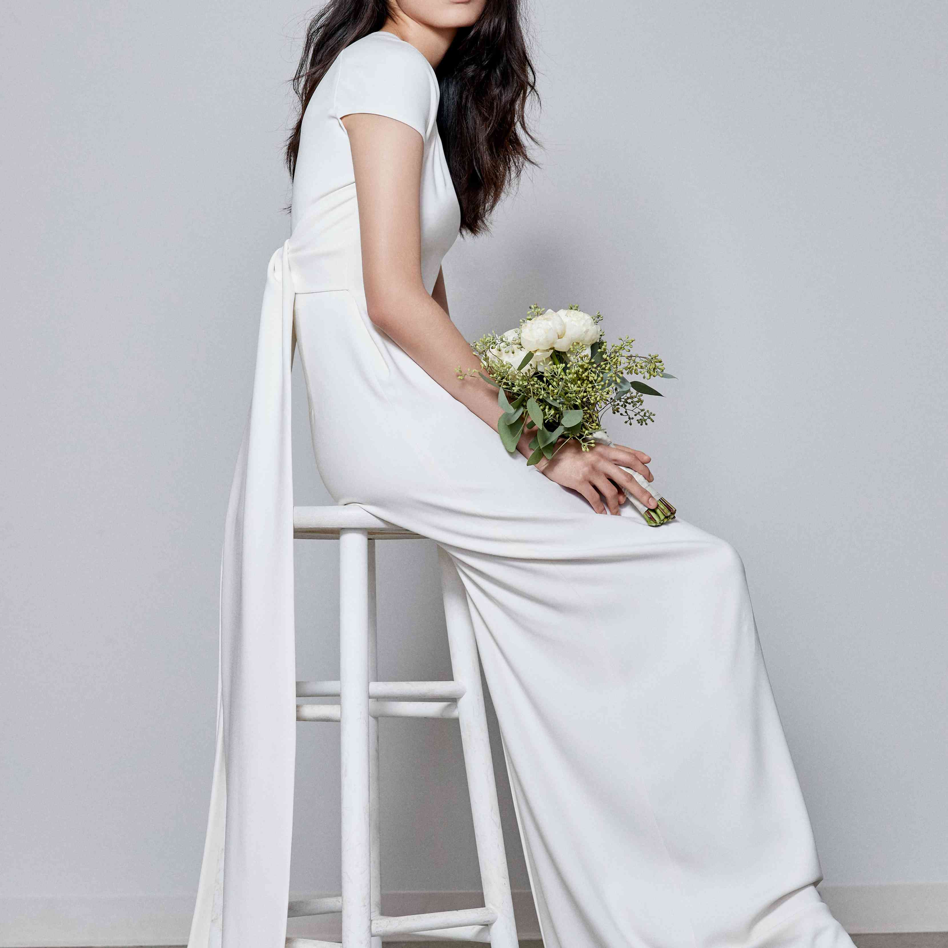 The 29 Best Simple Wedding Dresses Of 2020,Maxi Dress For Summer Wedding