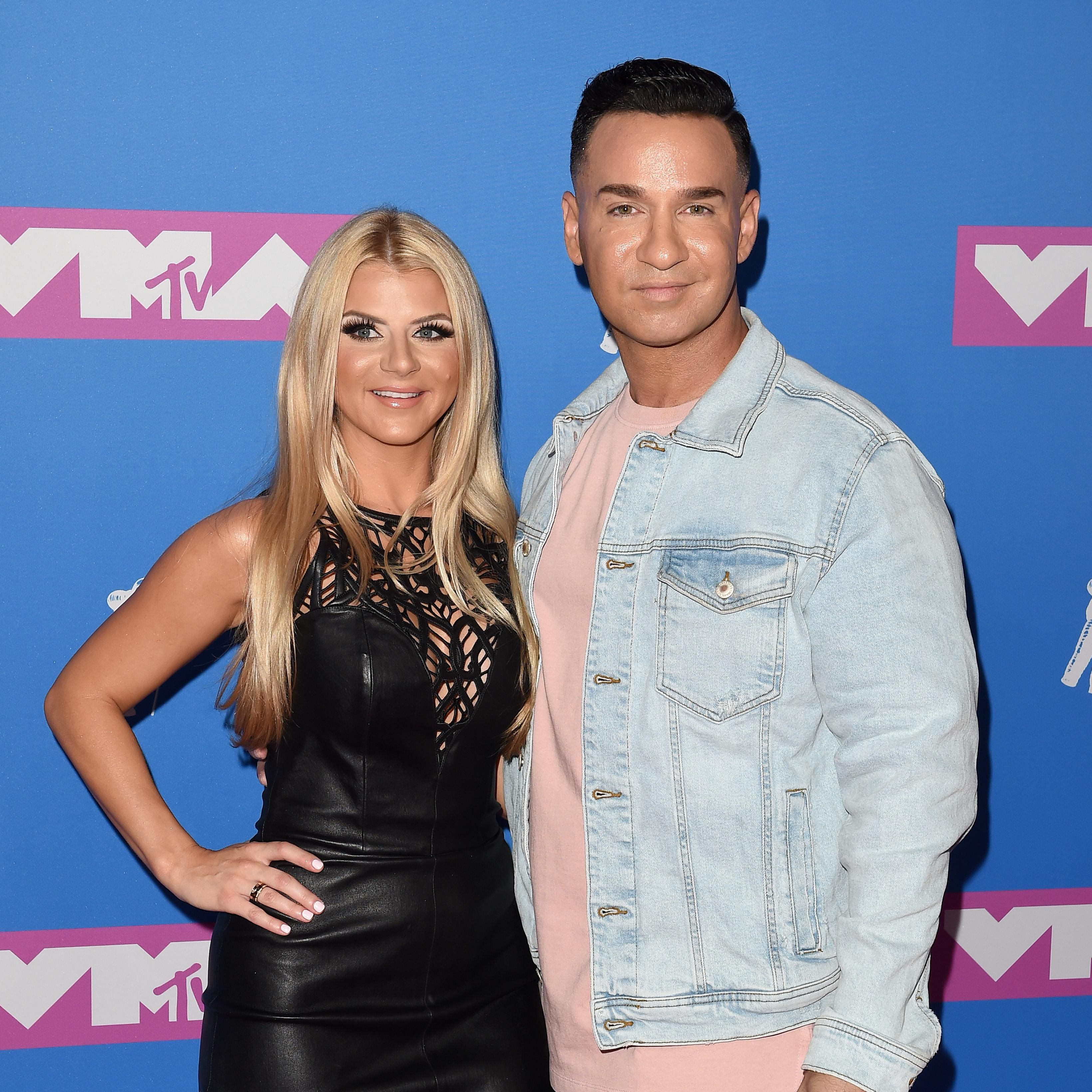Jersey Shore's Mike Sorrentino Is Married: All The Details From ...