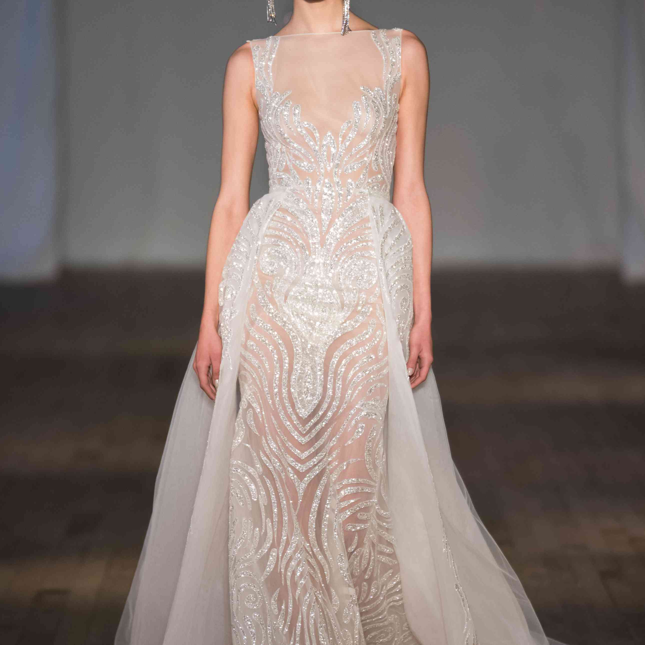 Berta Wedding Dresses.Berta Bridal Spring 2019