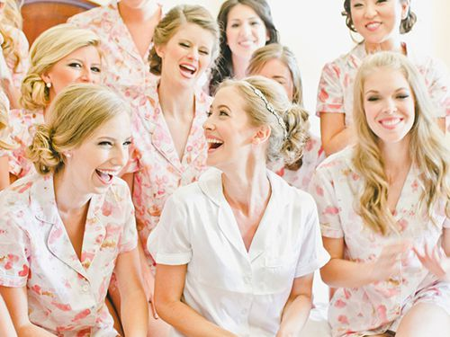 44634ac9275 Chic Pajama Sets To Gift Your Bridesmaids