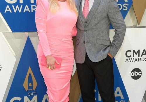 Miranda Lambert and Brendan McCoughlin