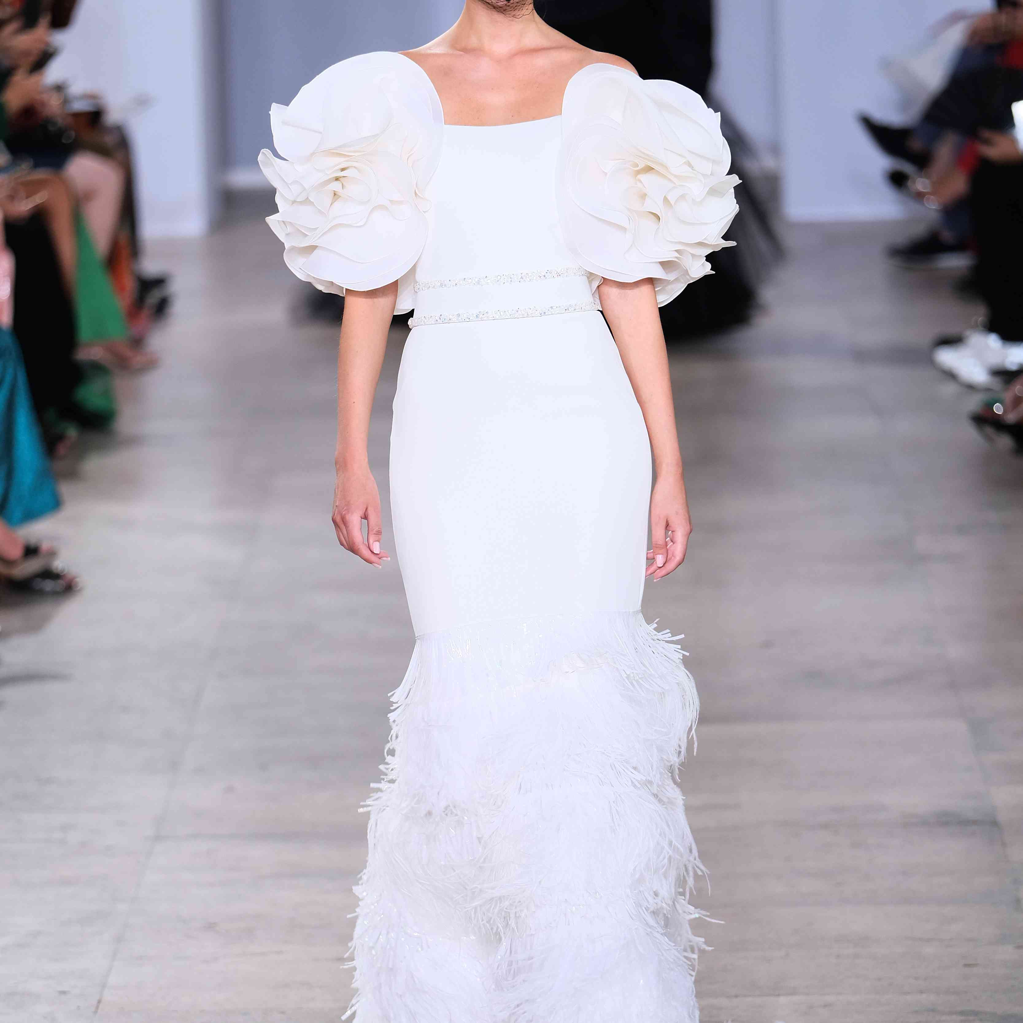 39 Wedding Dresses From Couture Fashion Week Every Bride
