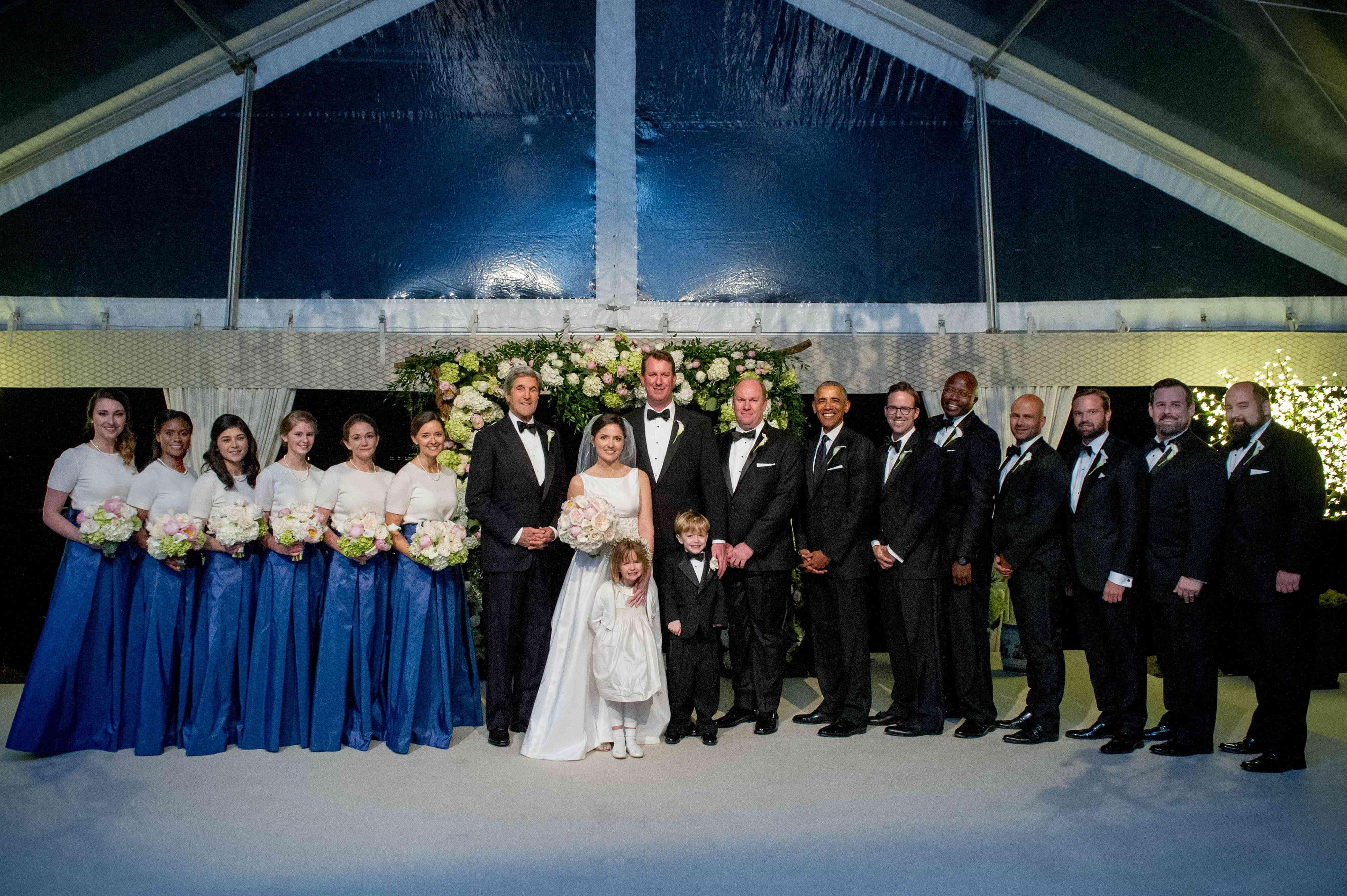 <p>Wedding Party</p><br><br>