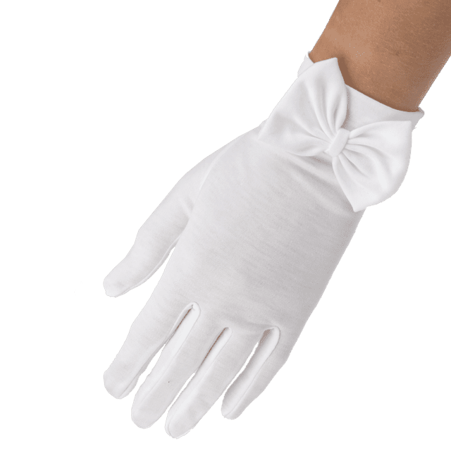 Daisy Pure Swiss Cotton Jersey Glove