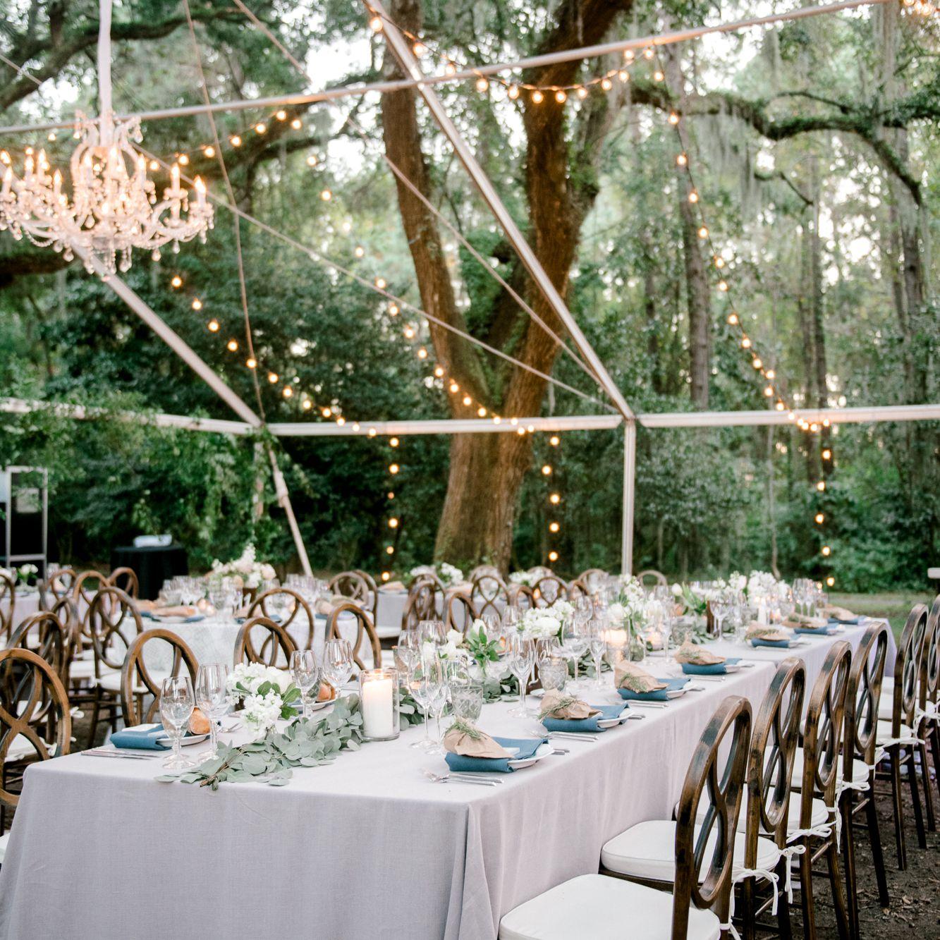 Backyard Wedding Ideas: 40 Ways to Say 'I Do' in Your Backyard