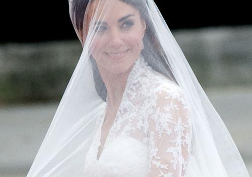 Kate Middleton Veil
