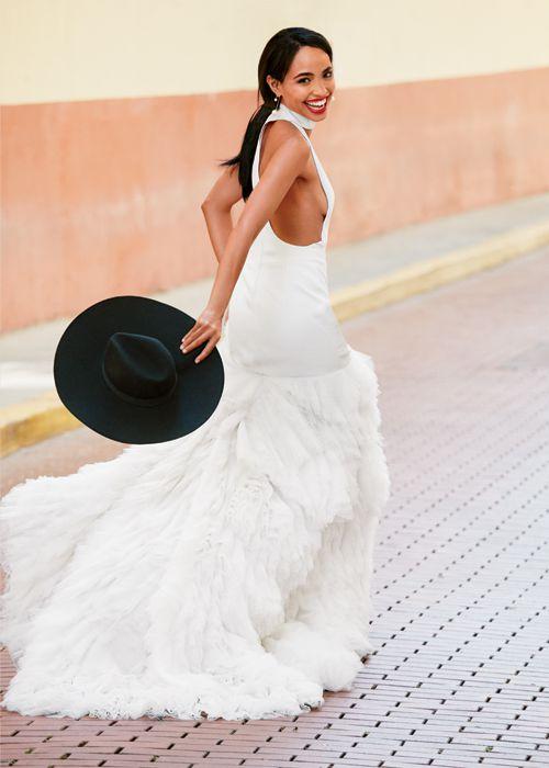 Spanish Inspired Wedding Dresses