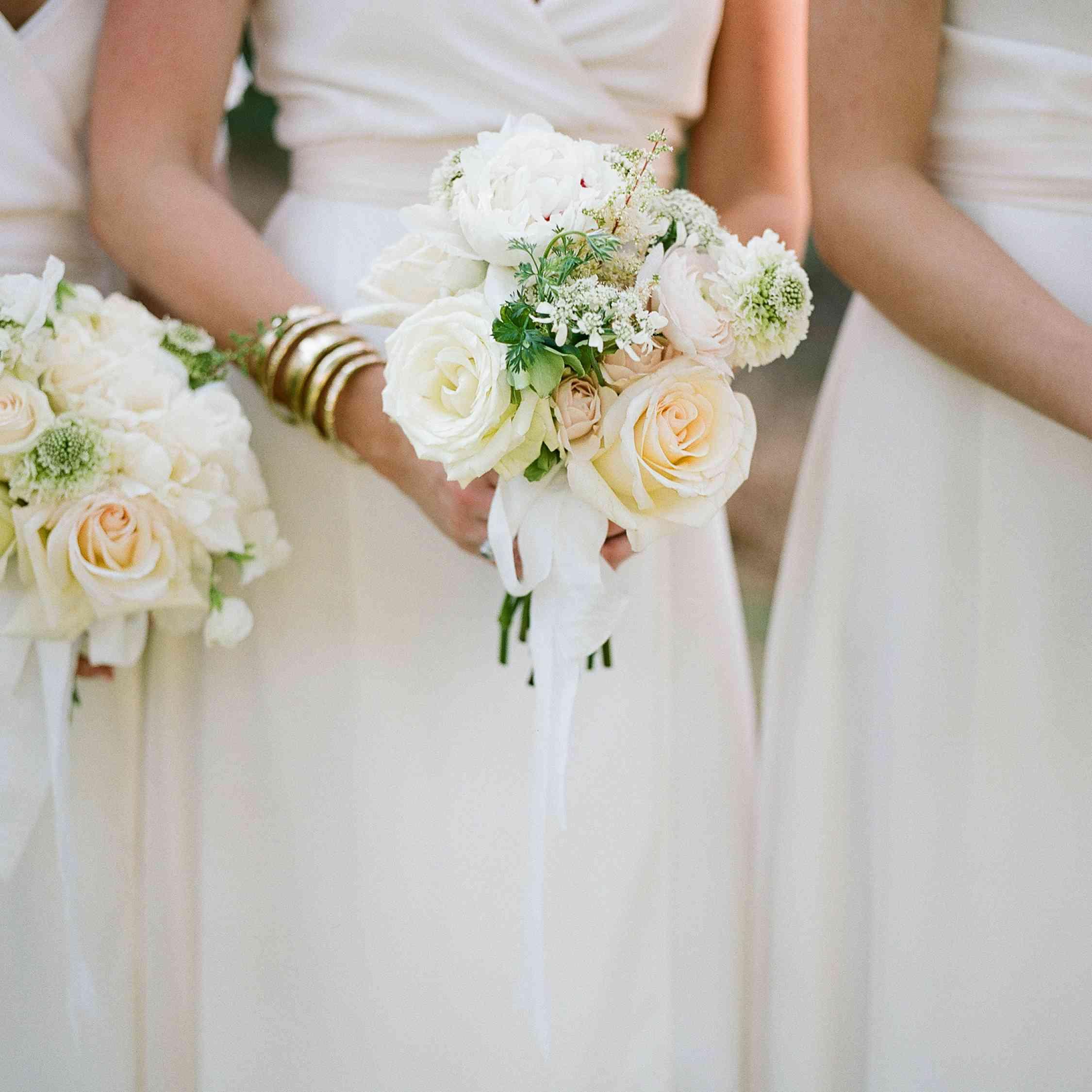 <p>bridesmaid bouquets</p><br><br>