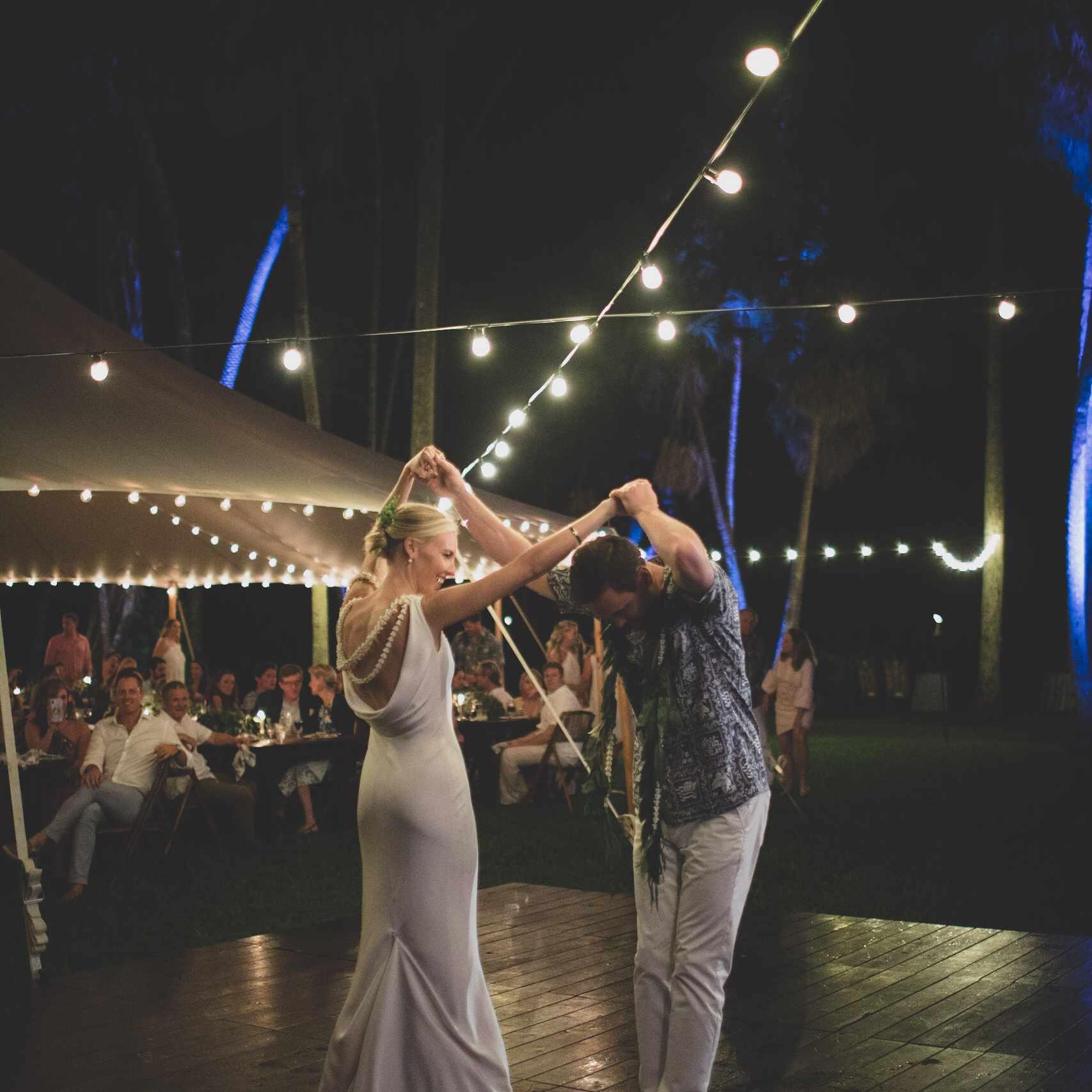 first dance dance floor