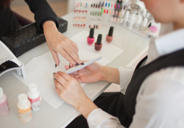 5 D C  Nail Salons Worthy of Your Wedding Manicure