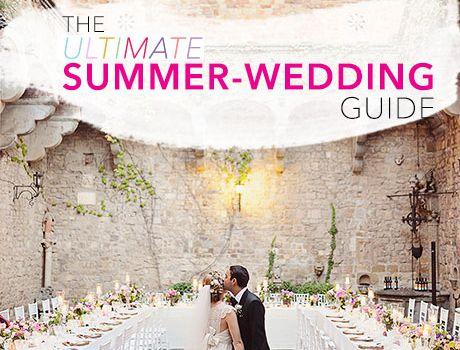 summer wedding guide