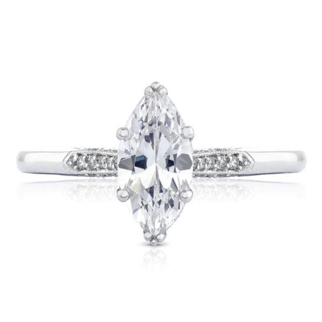 Simply Tacori Ring