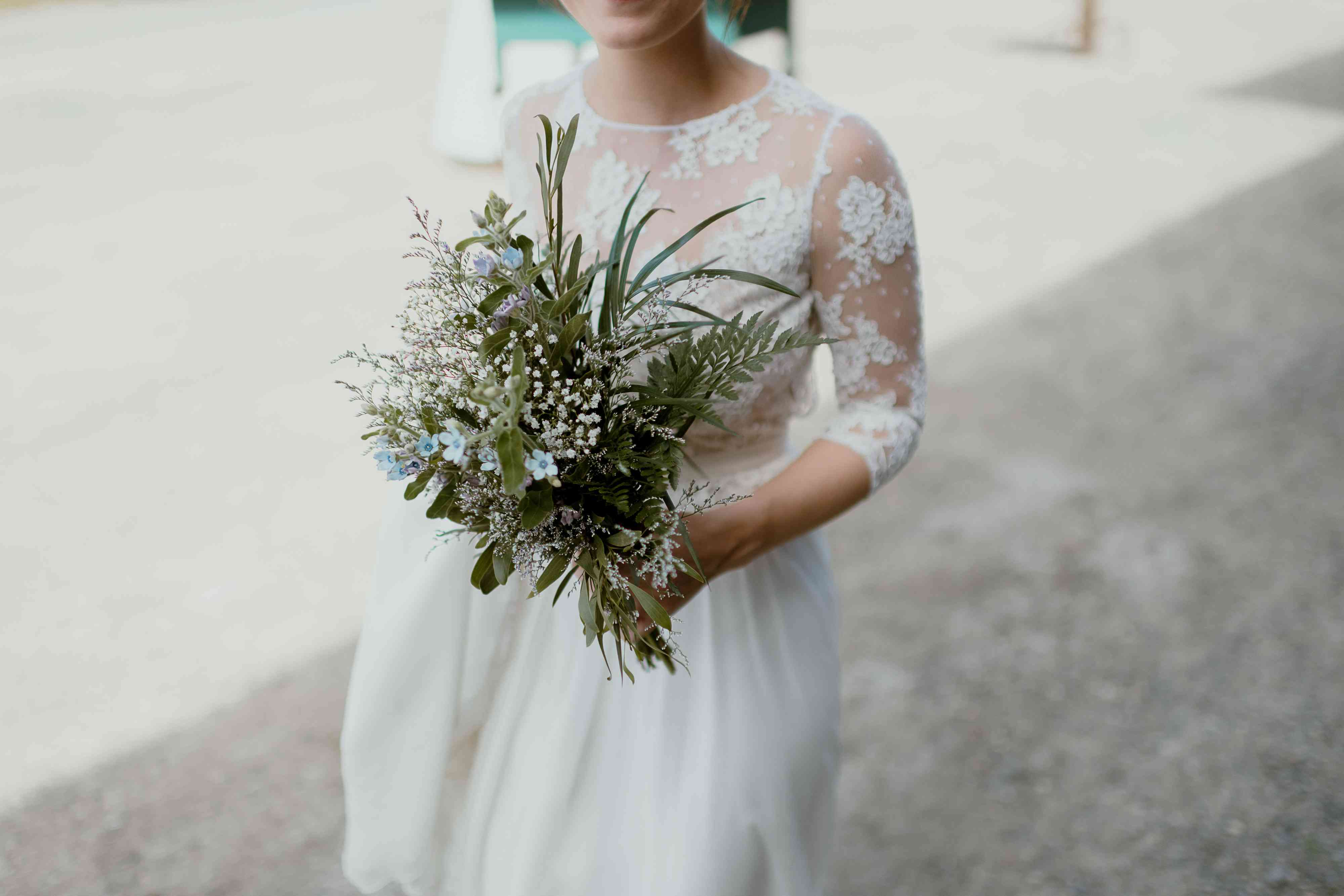 A Modern-Meets-Industrial Wedding in Upstate New York