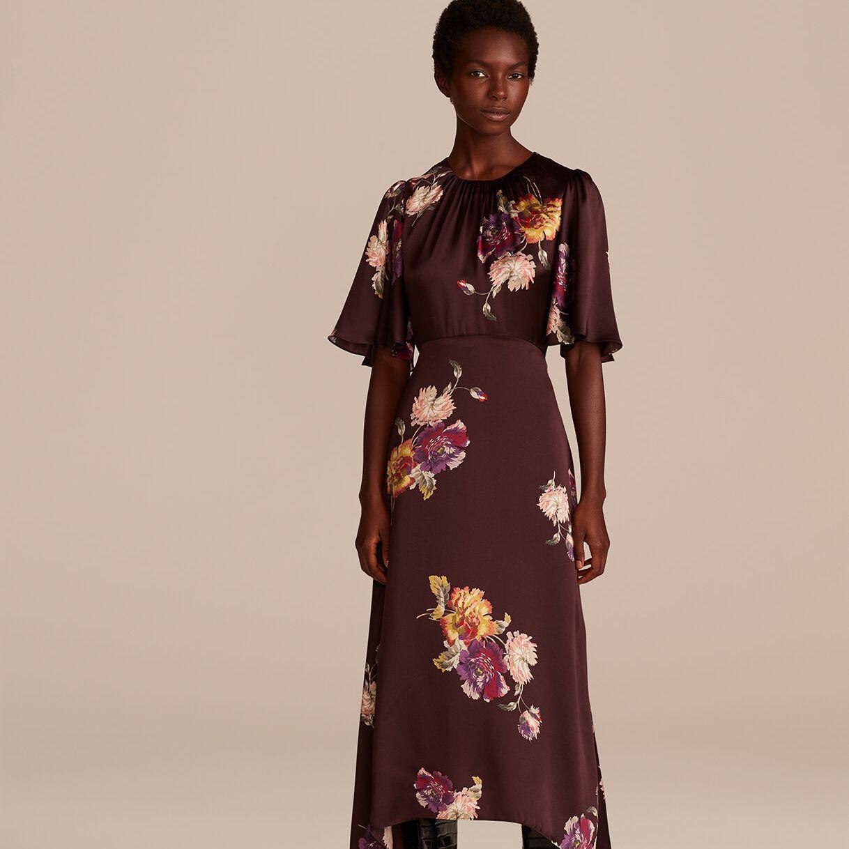Rebecca Taylor Simone Fleur Dress, $495