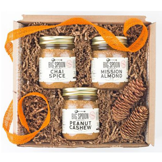 Mouth Big Spoon Nut Butter Trio