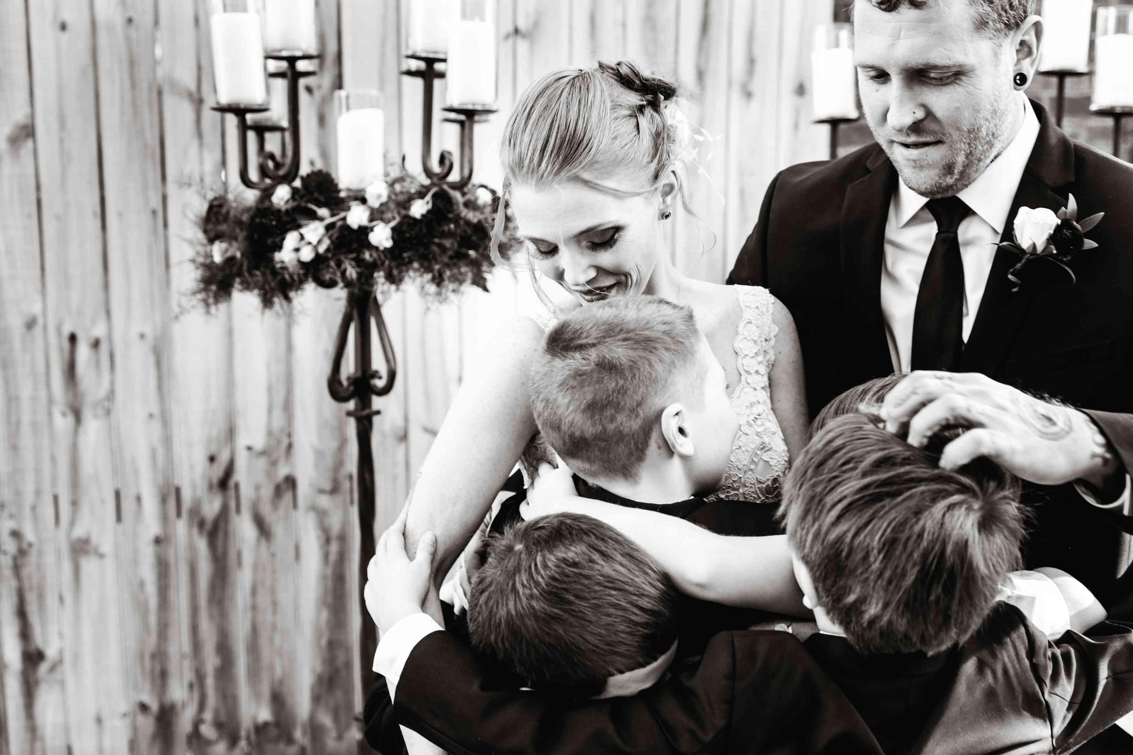 wish upon a wedding kids