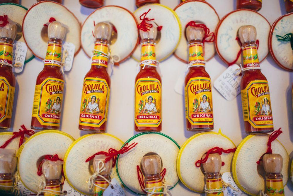 Wedding favors cholula