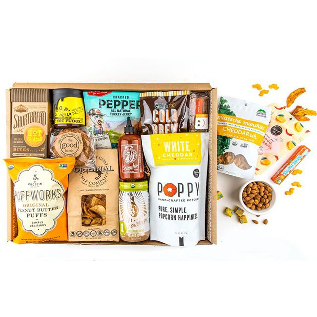 Snack University Box