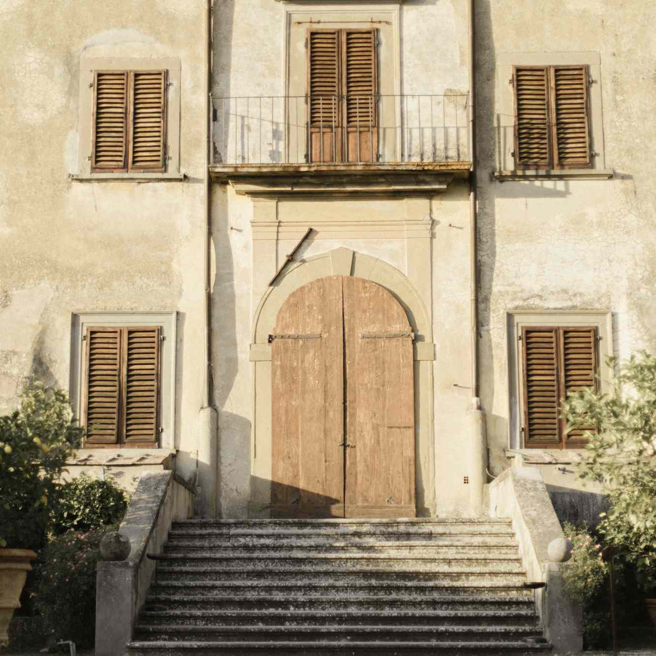 venue Italian villa
