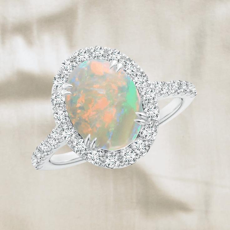 JEWELLERY Opal