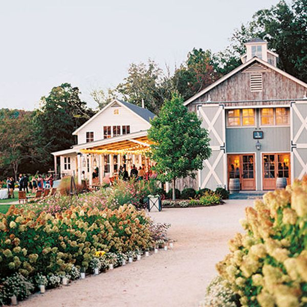 The Best Wedding Venues In America The Northeast