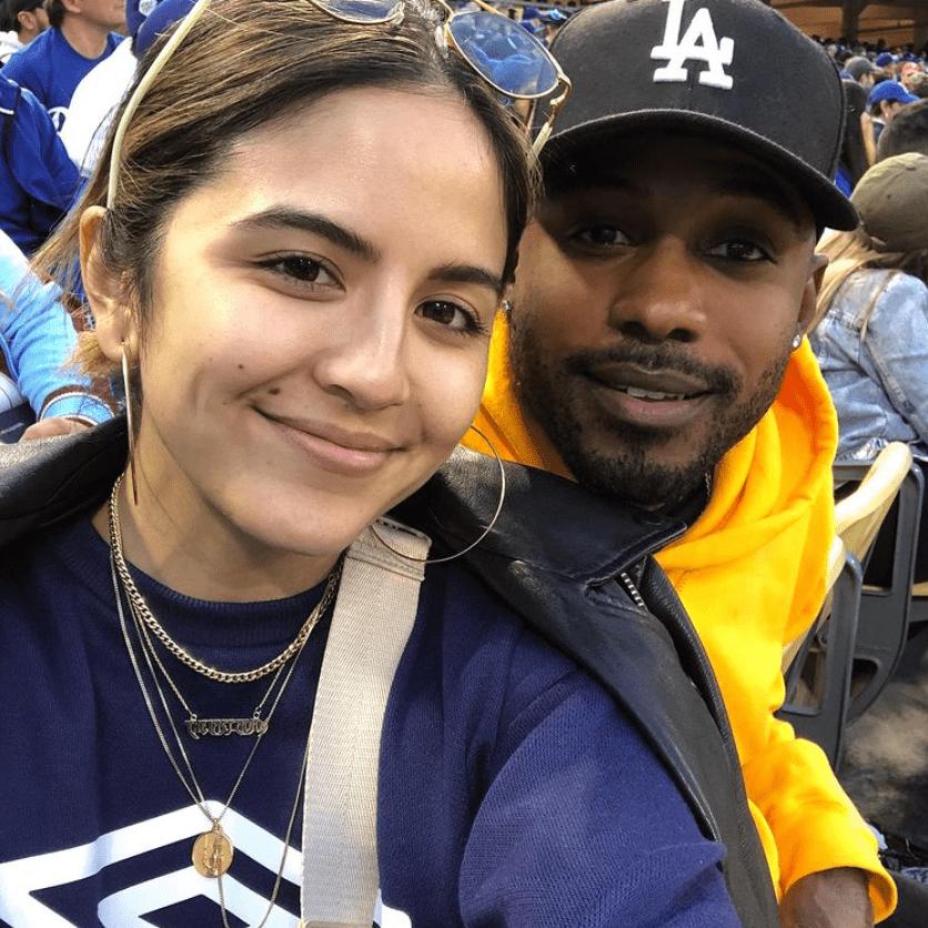 Erin Lim and Joshua Rhodes