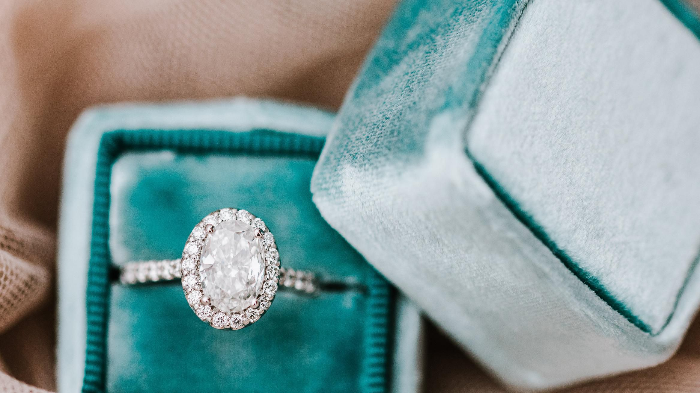 Should You Sleep With Your Engagement Ring On