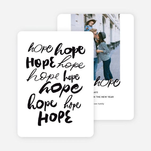 Paper Culture Hope Out Loud Card