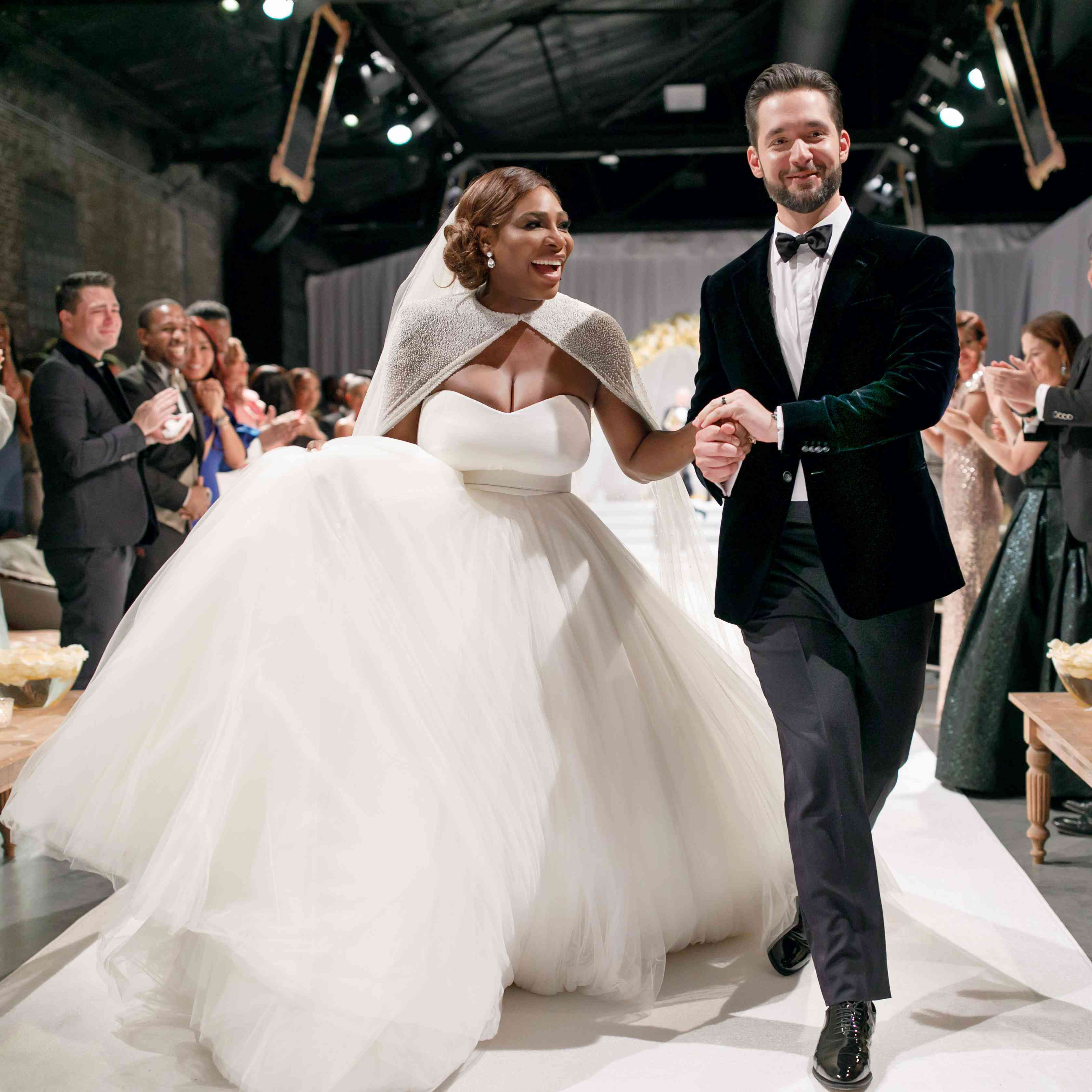 Serena Williams and Alexis Ohanian's Wedding Photo Album Is Here!