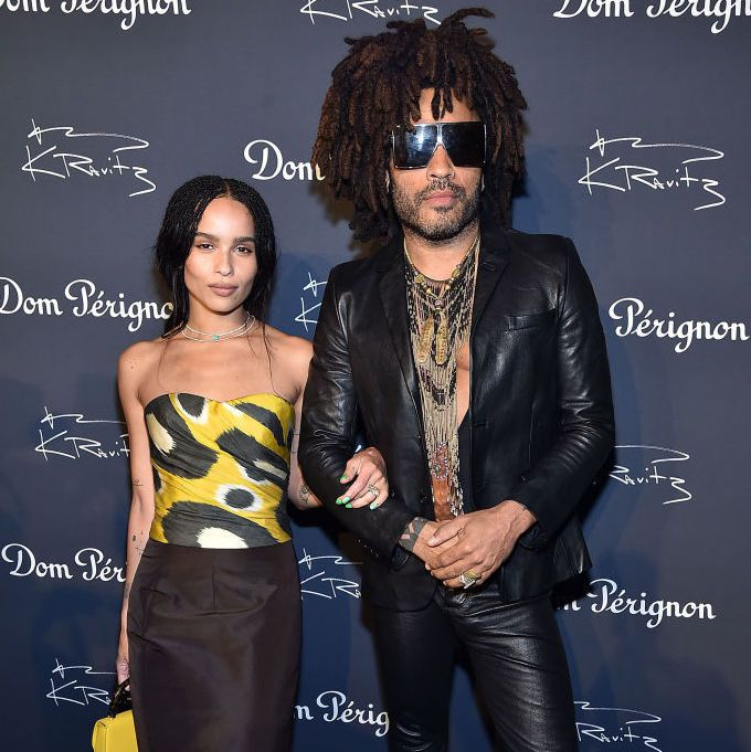 Zoë Kravitz Reveals The One Wedding Speech That Brought Her to Tears