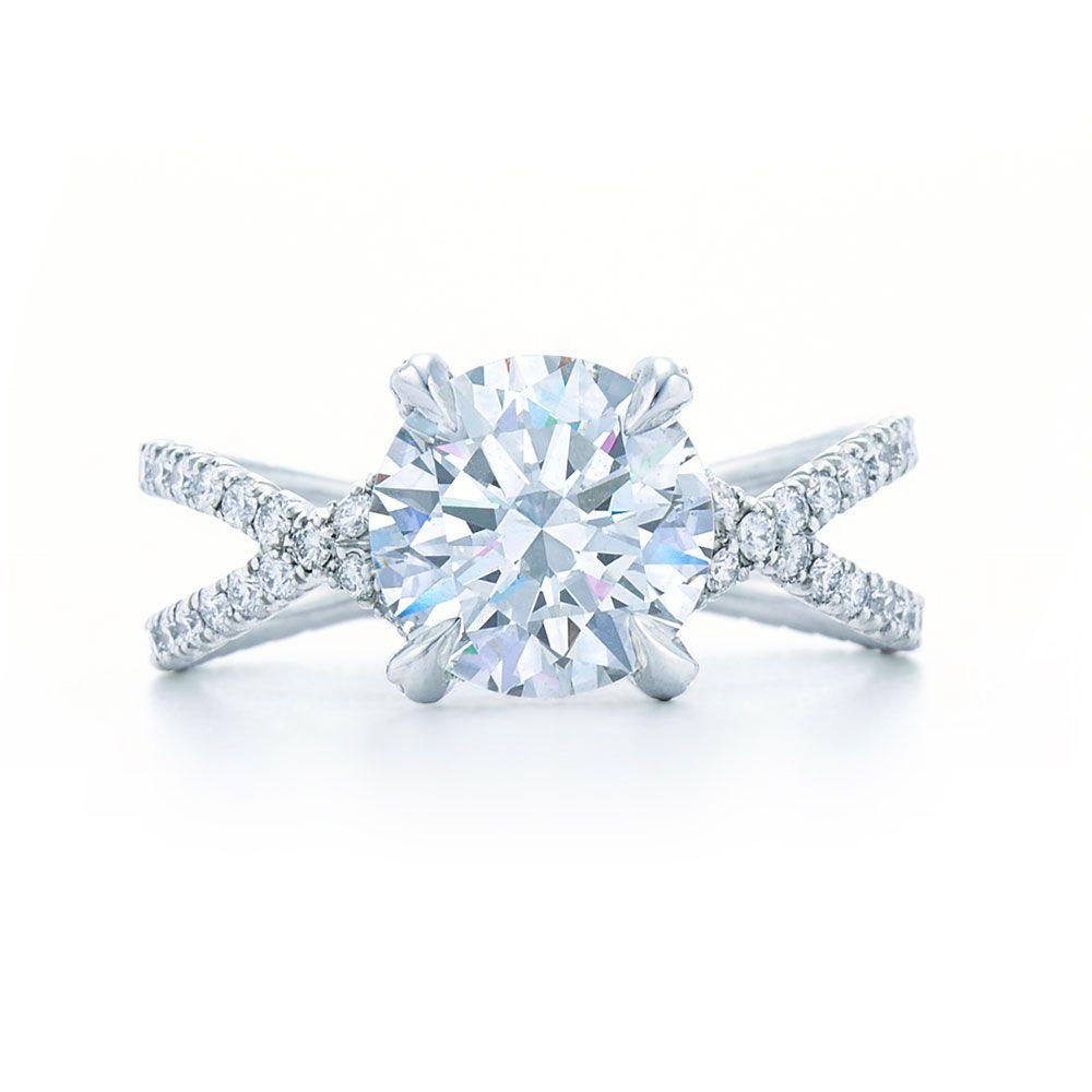 Kwiat Diamond Engagement Ring