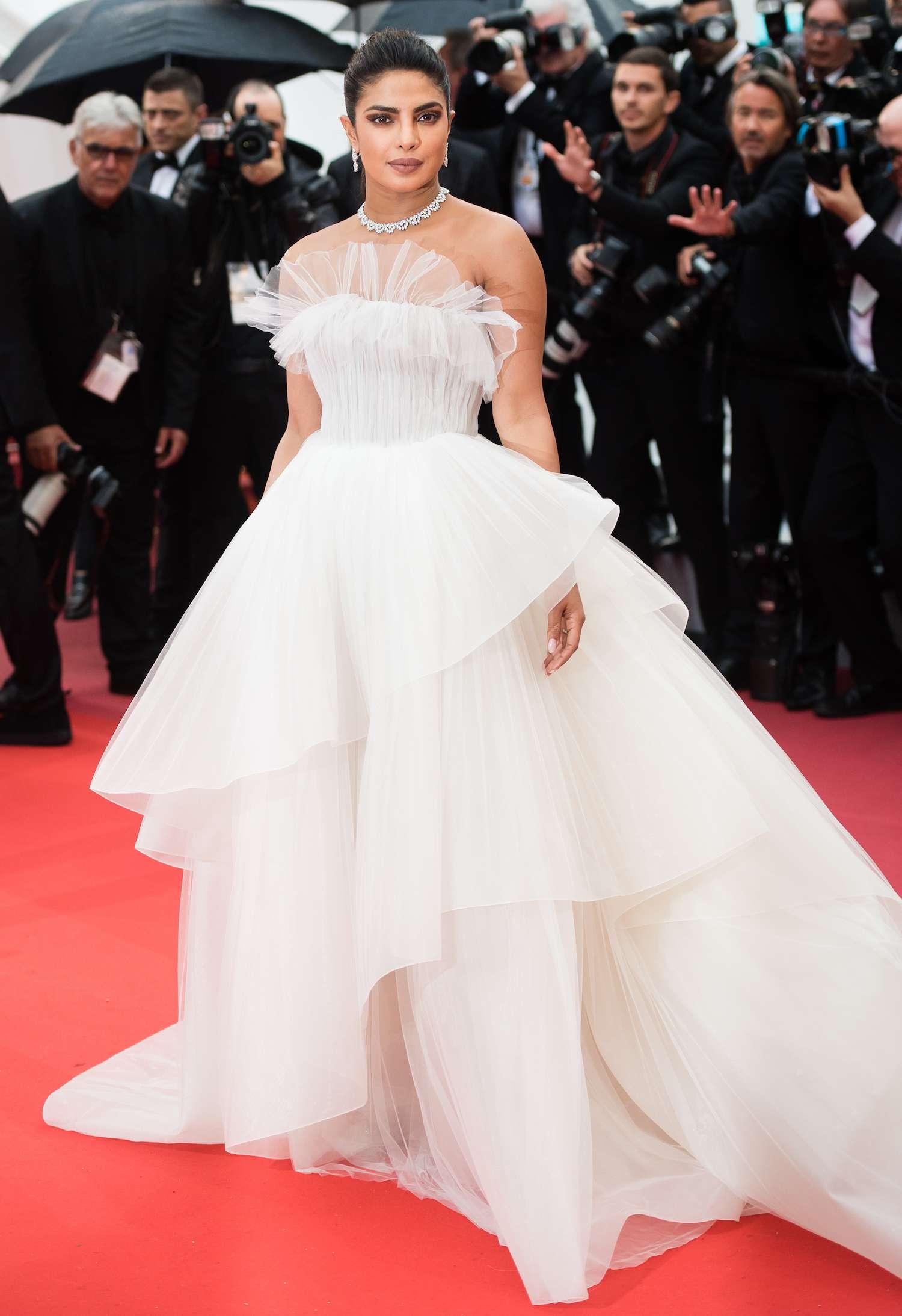 Priyanka Chopra Cannes Film Festival
