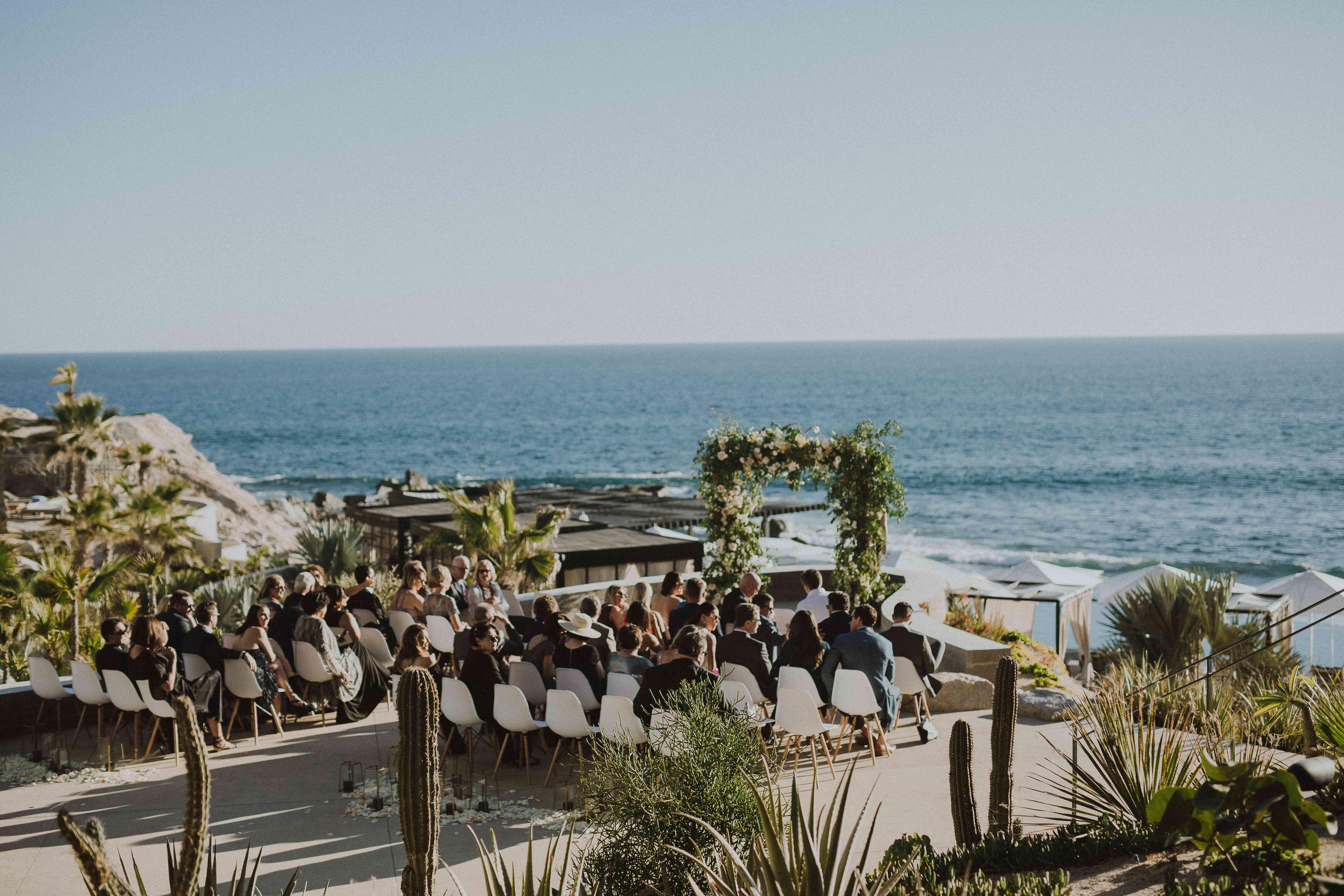 Ceremony Venue at The Cape