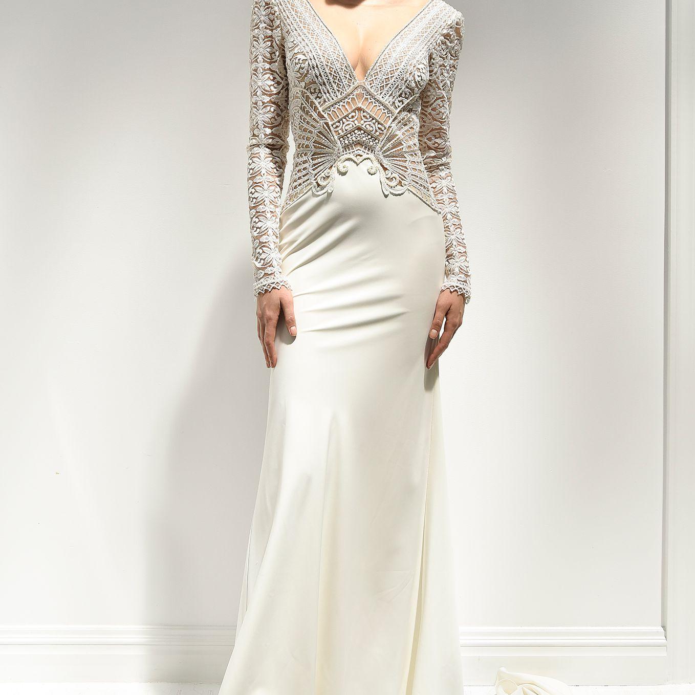 1920s Vintage Wedding Ideas: 29 Roaring 1920s Great Gatsby Inspired Wedding Dresses