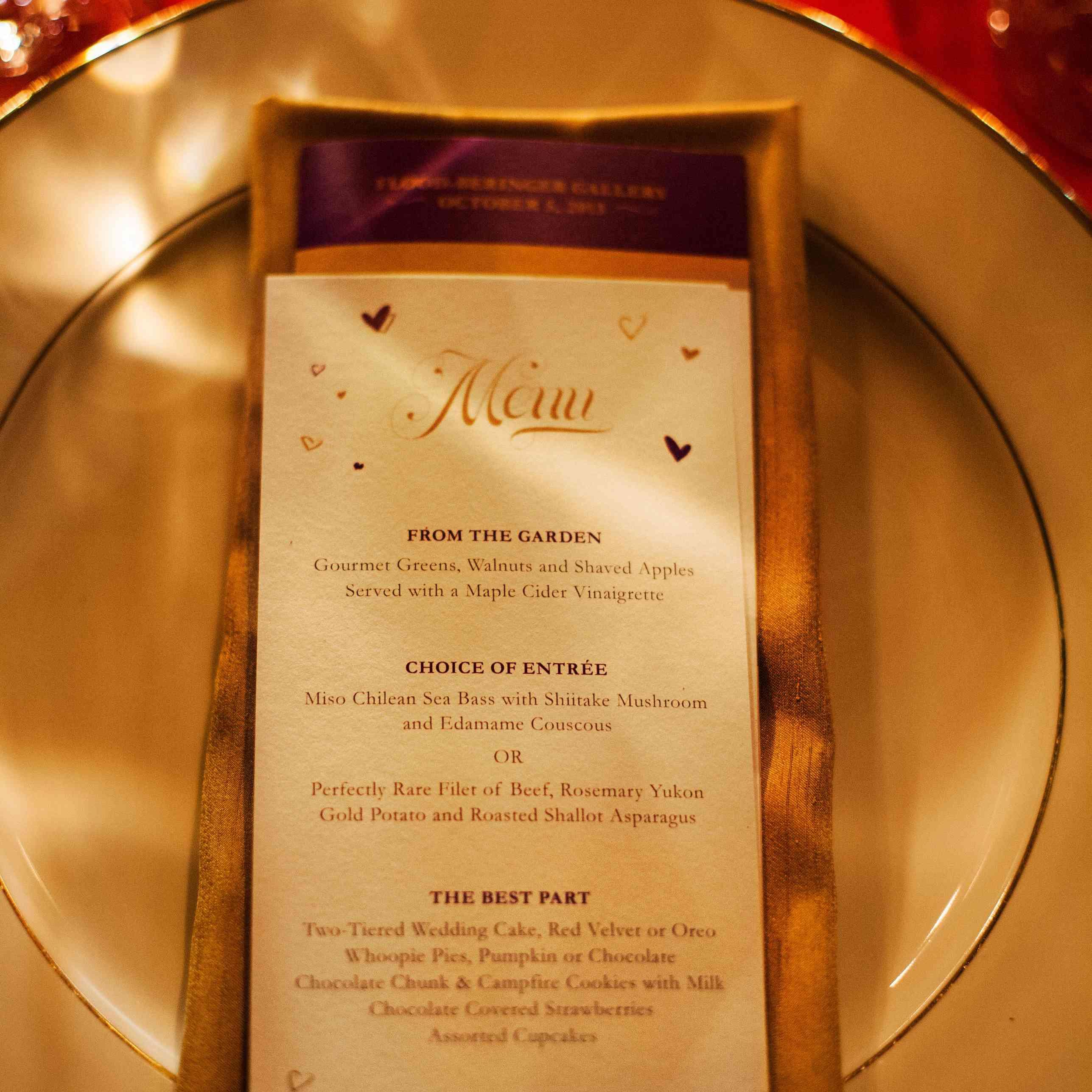 Christian Wedding Reception Ideas: A Personalized Art Gallery Wedding In New York City