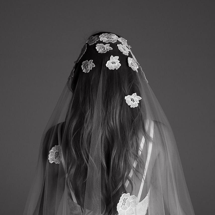 55 Absolutely Beautiful Veils For Every Bridal Style