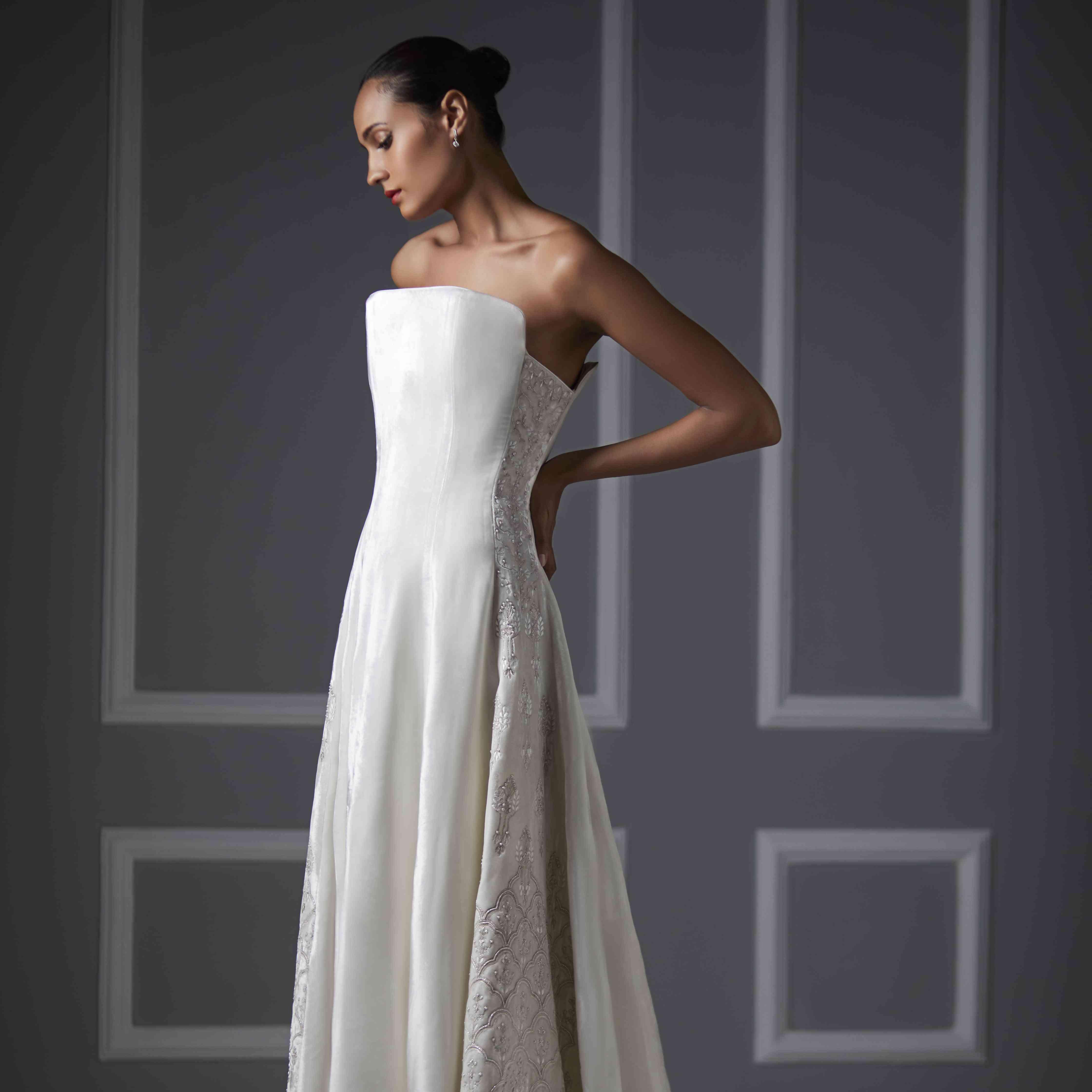 Western Wedding Dresses.Indian Designer Anita Dongre Debuts Her First Ever Western