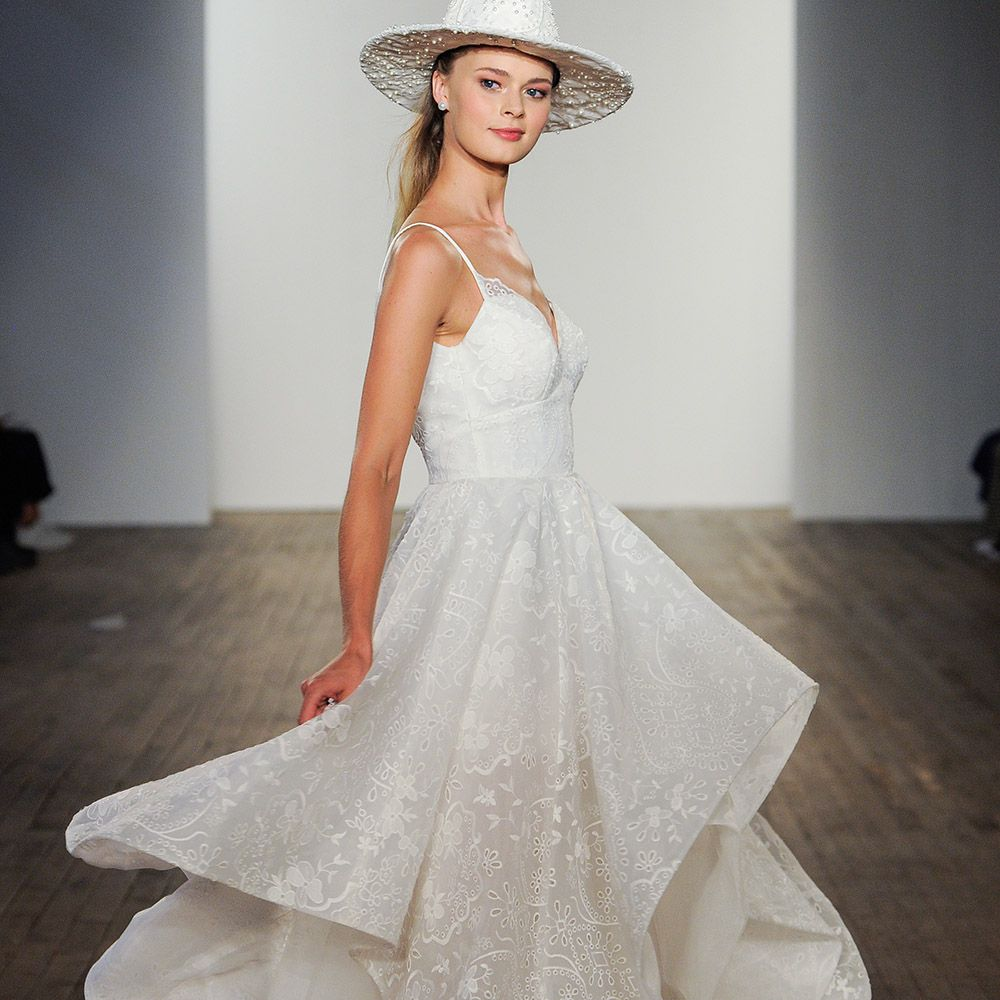Fall Dresses 2020.Hayley Paige Bridal Wedding Dress Collection Fall 2020
