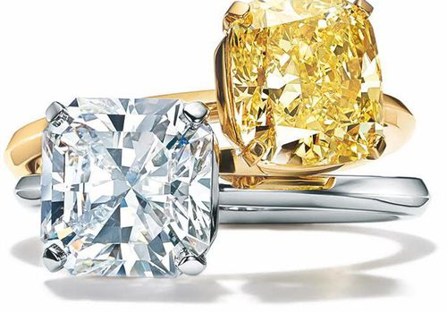 Tiffany Co Has A New Engagement Ring Cut