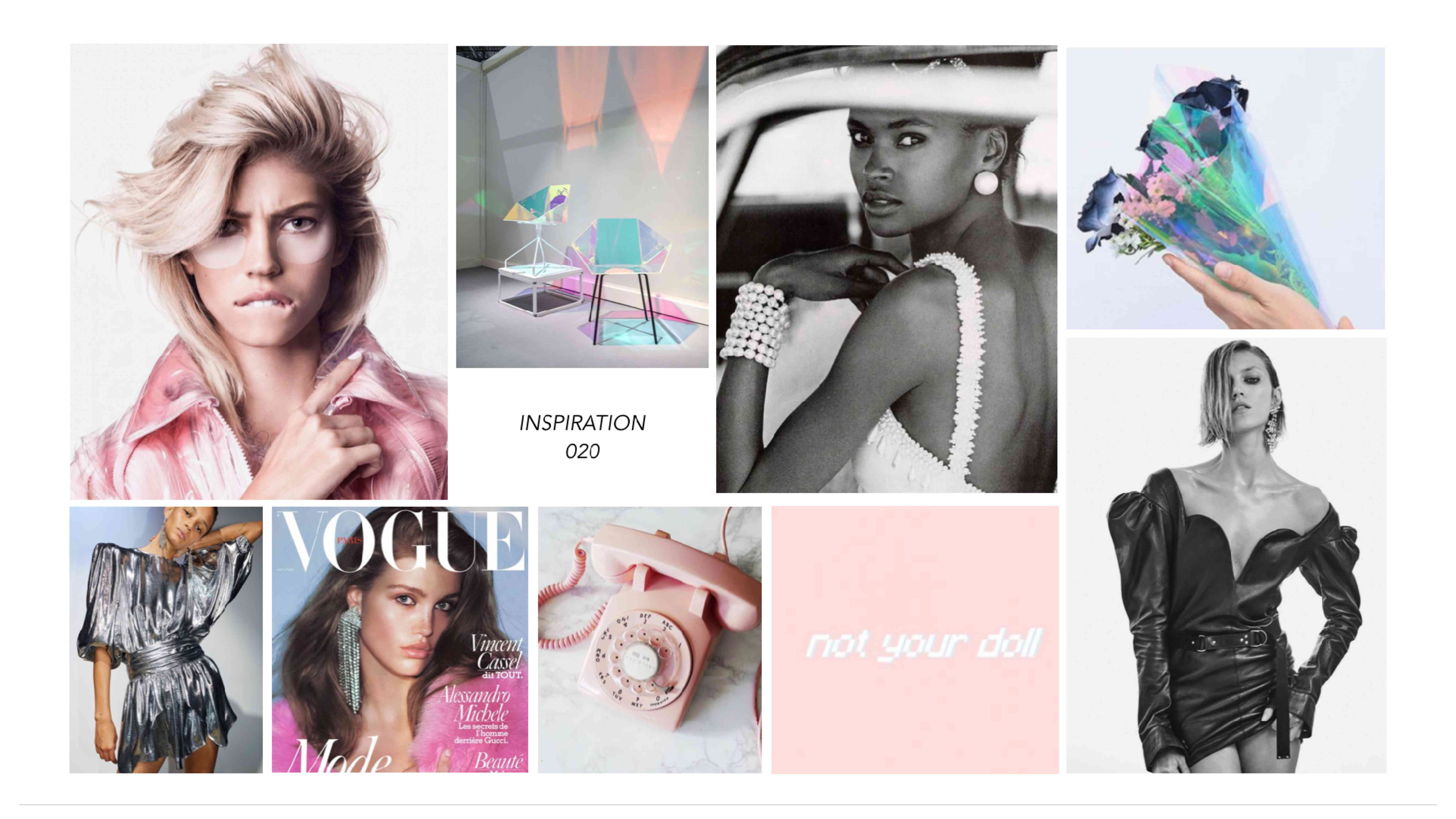 Rime Arodaky Bridal Fashion Week Inspiration