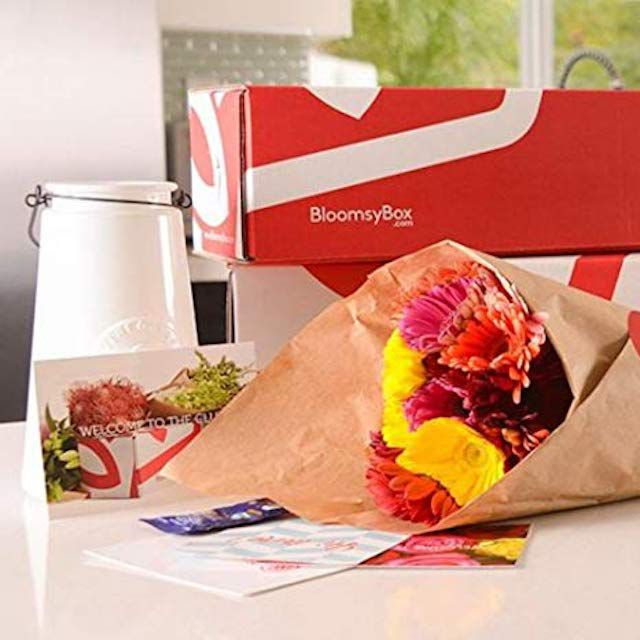 Bloomsy Box Floral Subscription