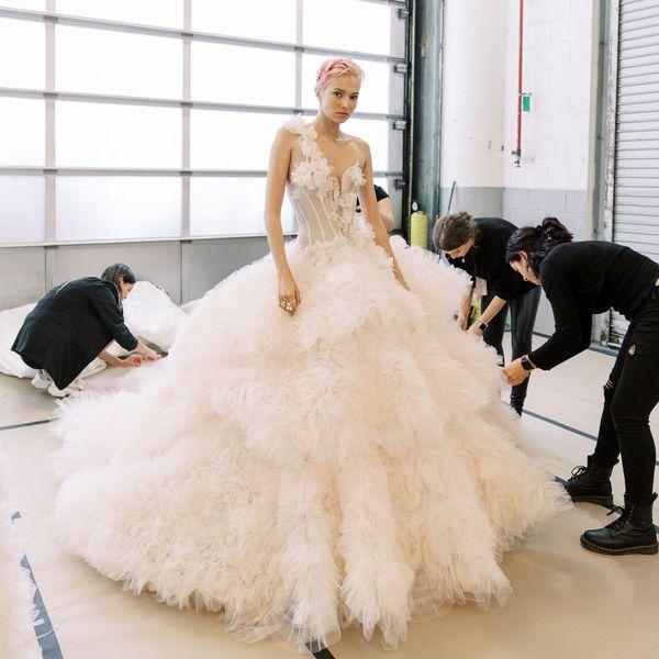Wedding dress trends fall 2020