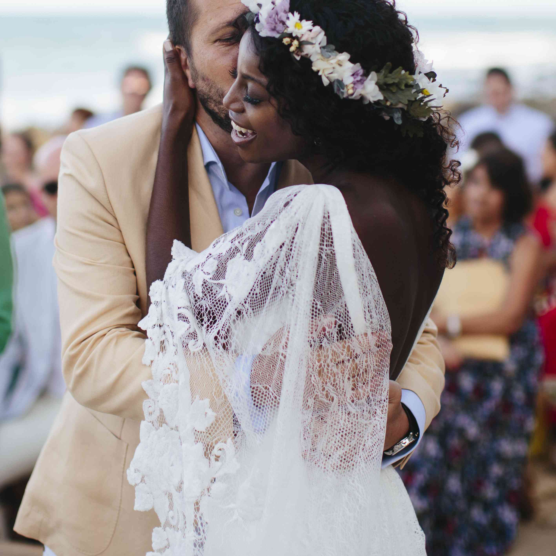 21 Whimsical Flower Crown Wedding Hairstyles